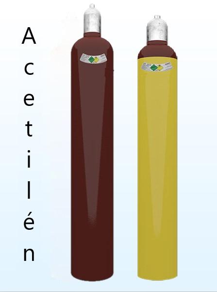 Ipari gázok - Acetilén