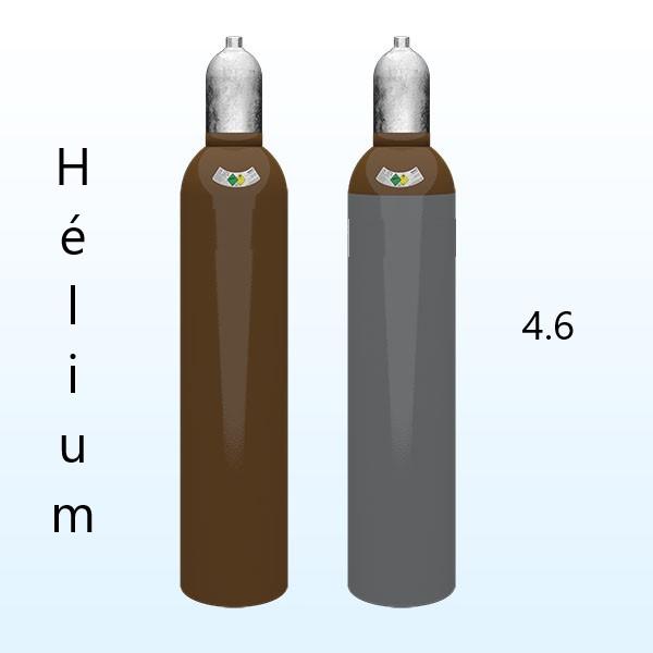Ipari gázok - Hélium