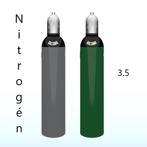 Ipari gázok - Nitrogén