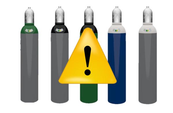 Gázpalackokkal kapcsolatos munkavédelmi előírások