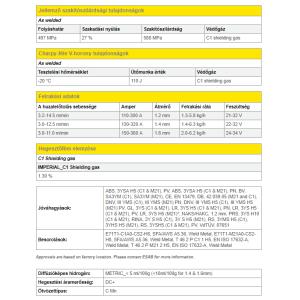 Hegesztéstechnika | Hegesztéstechnika anyagok | Hegesztőhuzal