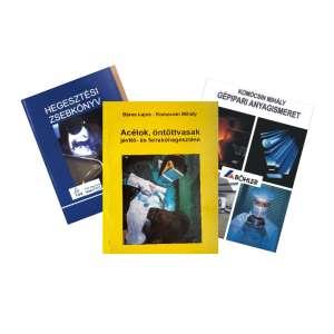 hegesztéstechnikai szakkönyvek