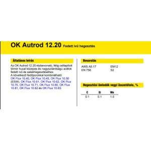 OK Autrod 12.20